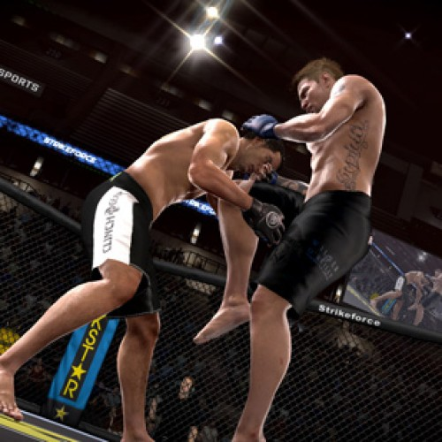 Can EA Sports MMA Go Toe to Toe with UFC Undisputed?