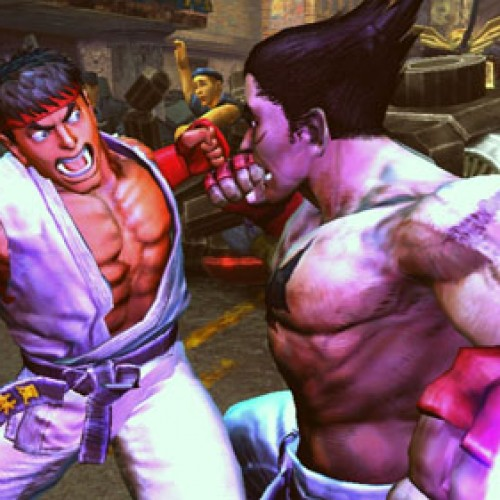 Street Fighter X Tekken Debut
