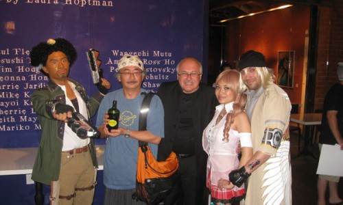 Distant Worlds II Party Gallery with Final Fantasy Composer
