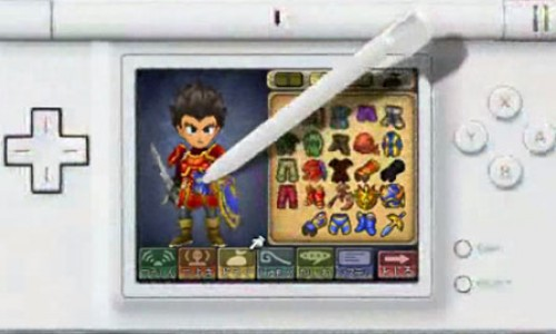 Dragon Quest IX Review: Save The World…Again!