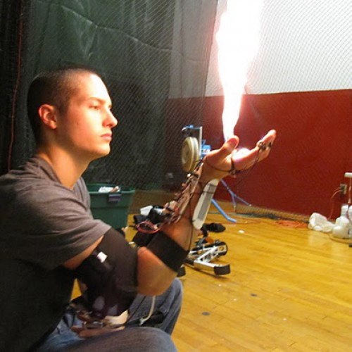 Yoga Flame! Interview with the Creator of the Prometheus Device