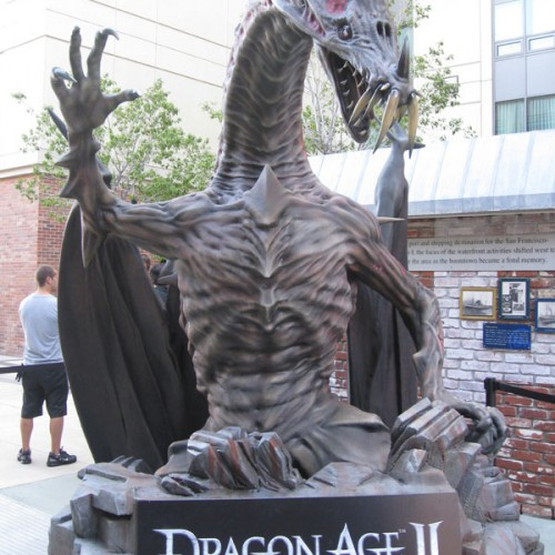 SDCC 10: EA Gives Fans a Taste of Dragon Age II