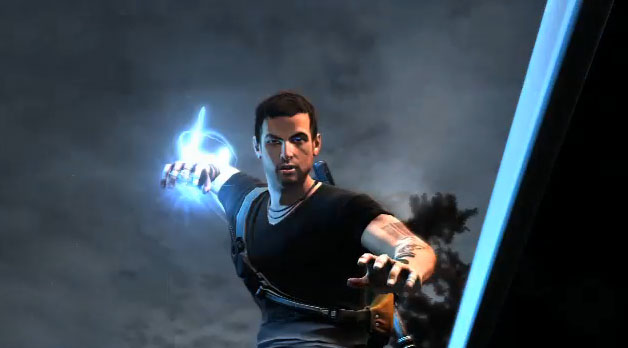Infamous 2 - New Cole Less Manly - Nerd Reactor