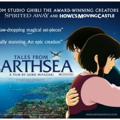 "Studio Ghibli's ""Tales from Earthsea"" Finally Released in America"