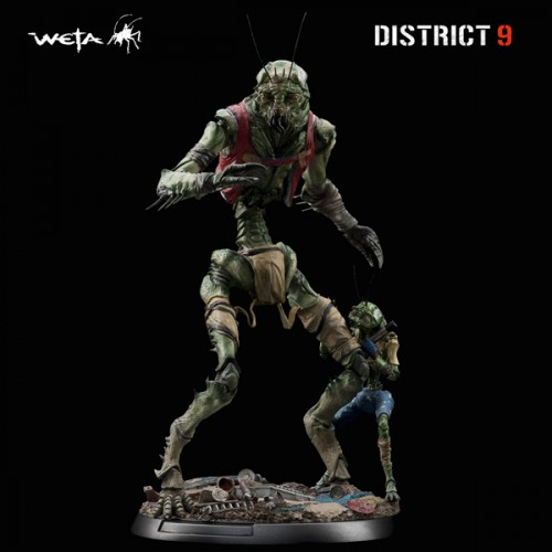 Awesome New DISTRICT 9 Collectible