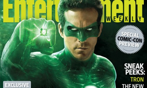 First Look: Ryan Reynolds as The Green Lantern