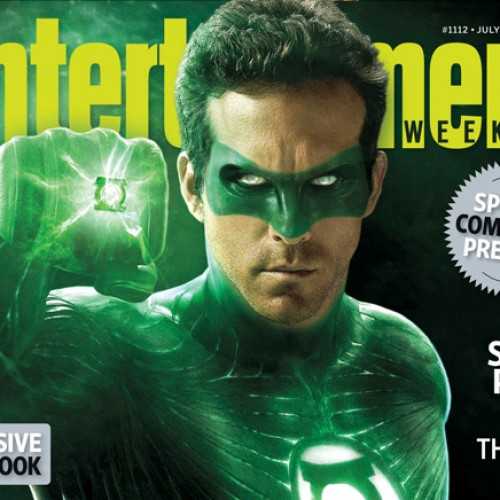 Comic-Con 2010: Green Lantern Suit is Still a Work in Progress