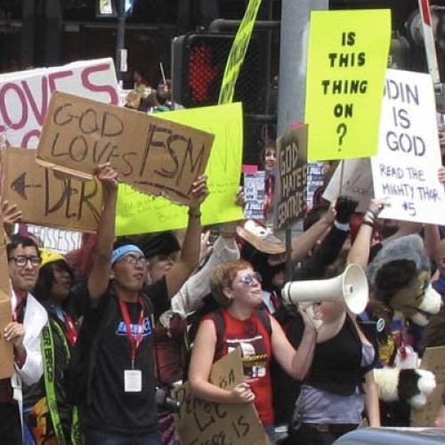 Comic-Con 2010: Geeks Strike Back – Nerds Foil Religious Protest