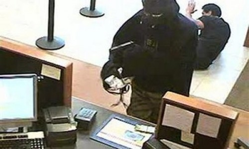 Darth Vader Robs a Bank…WHAT!?