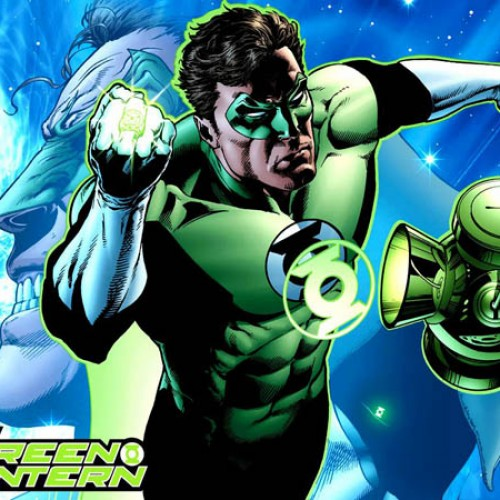 Beware my power! Green Lantern possibly coming to the DCTVU?