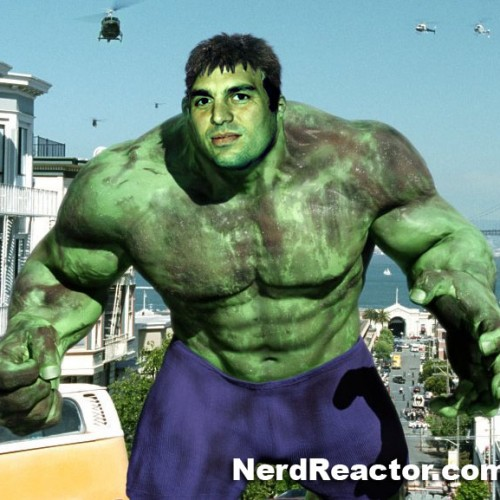 Mark Ruffalo On Doing the Hulk Motion Capture for Avengers Movie
