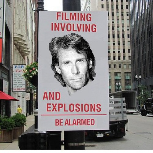 Michael Bay Causes Chicago Inconvenience for Our Pleasure