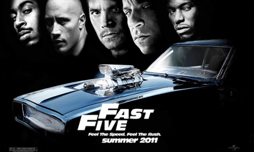"""Next Fast and The Furious Film Announced, """"Fast Five"""""""