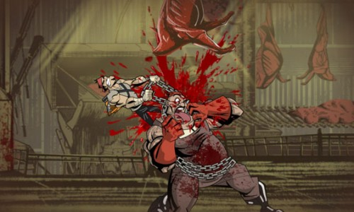 Indie Game Shank Brings Visual Style and Violence to XBLA & PSN