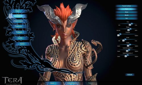 New TERA Screenshots Show Off Customization and Action for Comic-Con