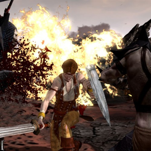 New Dragon Age 2 Screens Arrive at Gamescom