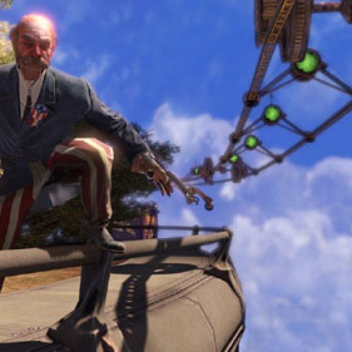 Bioshock Infinite Revealed