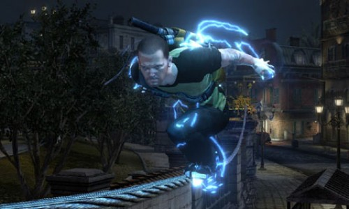 "New inFamous 2 Screenshots Featuring the ""New New"" Cole"