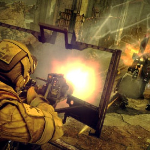 Awesome New Killzone 3 Multiplayer Screenshots