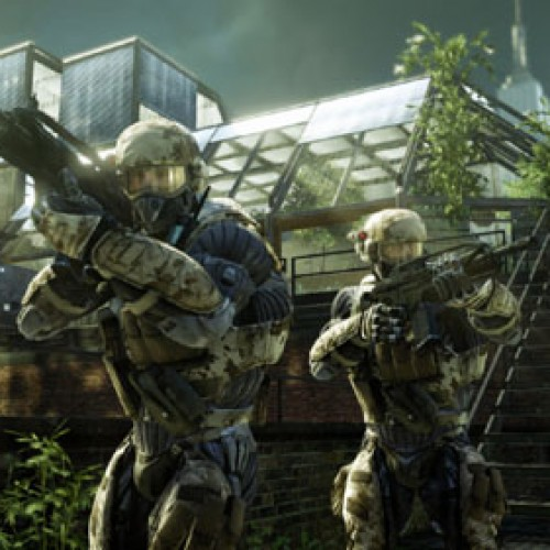 In Depth Crysis 2 Multiplayer Details and Features