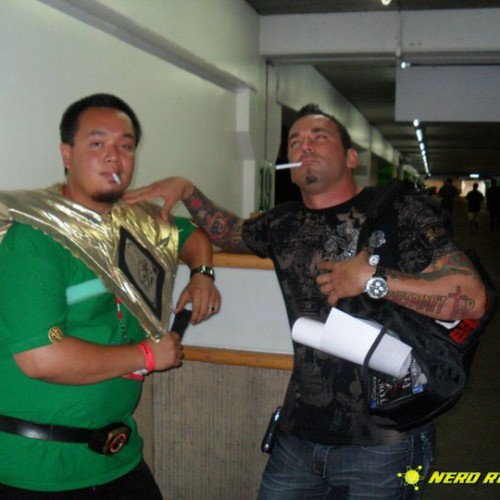 The Power of Morphicon: Smoking Out with Jason David Frank