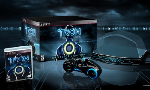 Tron Evolution Special Collectors Edition