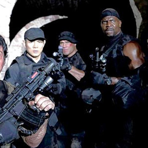 Jean-Claude Van Damme Feels Left Out as Expendables 2 Gets Green Light