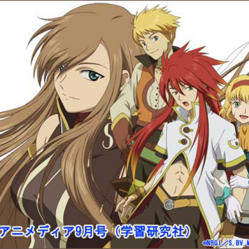 Tales of the Abyss Anime Coming to America