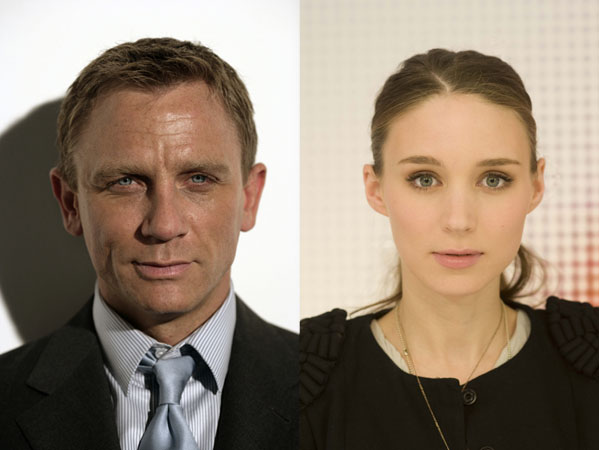 Social Network) will be the leads in The Girl with the Dragon Tattoo,