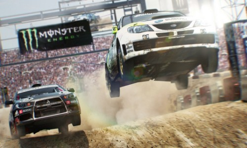 Dirt 3 Announcement Trailer