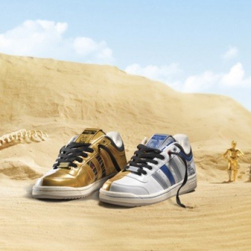 The Force is Strong with Adidas: Star Wars Meets Kicks