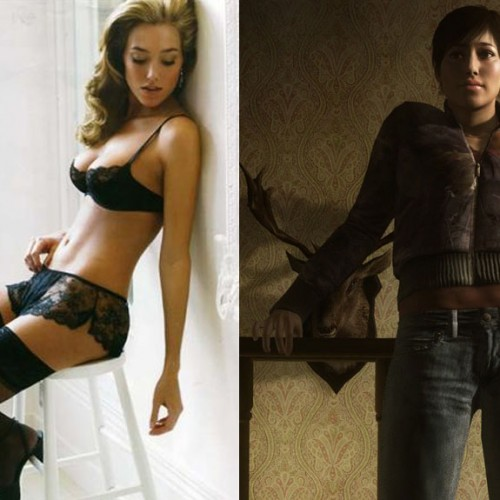 Heavy Rain's Jacqui Ainsley Pregnant with Sherlock Holmes' Guy Ritchie