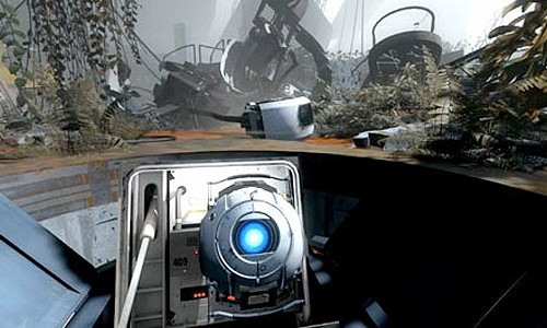 New Portal 2 Video Featuring Wheatley