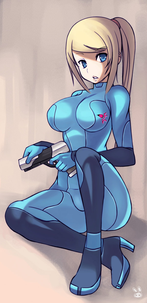 Samus. by.  MadKaiser.  293 Comments.