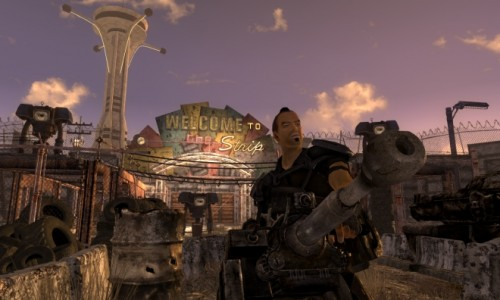Fallout: New Vegas Features an All-Star Voice Cast