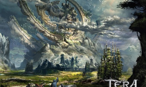 New TERA Online Artworks Plus History Background Details