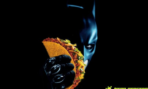 Batman is a Taco Stealing Bastard