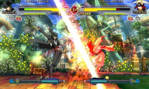 Blazblue: Continuum Shift Review