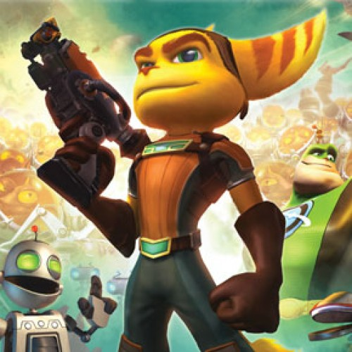 Ratchet and Clank return to a bigger screen