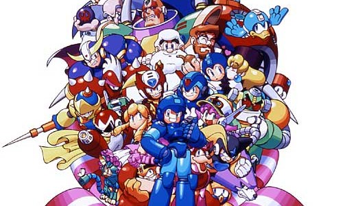 Capcom and Korean MMO Company Create Mega Man Online MMORPG