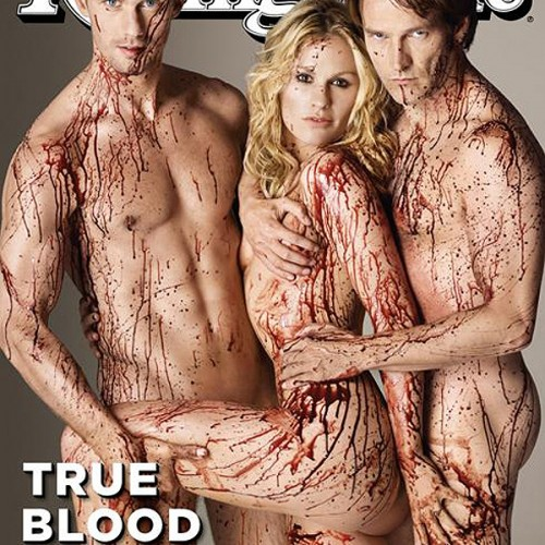 Stars of TRUE BLOOD Get All Naked & Bloody for ROLLING STONE