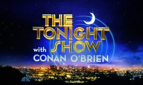 Conan O'brien's Emmy Nomination Video