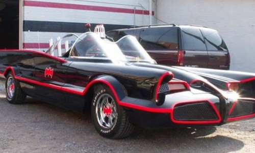 Now You Can Own Your Very Own Batmobile!