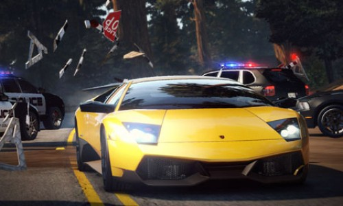Grab Your Spike Strip in Arms Race for Need for Speed: Hot Pursuit