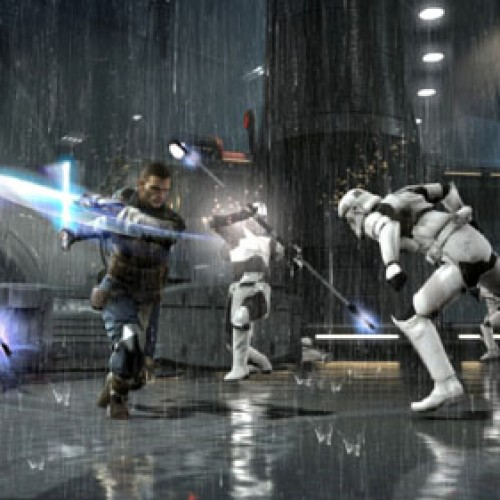 The Force Unleashed II Unleashes a New Teaser Cinematic