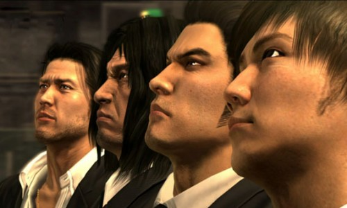 The Japanese Take Care of Business: Trailer and Screenshots for Yakuza 4