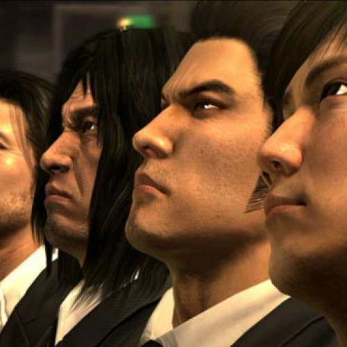 Try Out the Yakuza 4 Demo if You Have a PS3