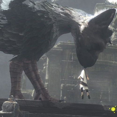 New Trailer & 25 Images for The Last Guardian and Holiday 2011 Release Date