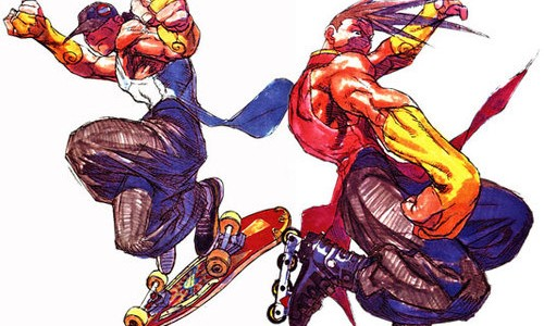 Yang and Yun are new challengers in Super Street Fighter 4