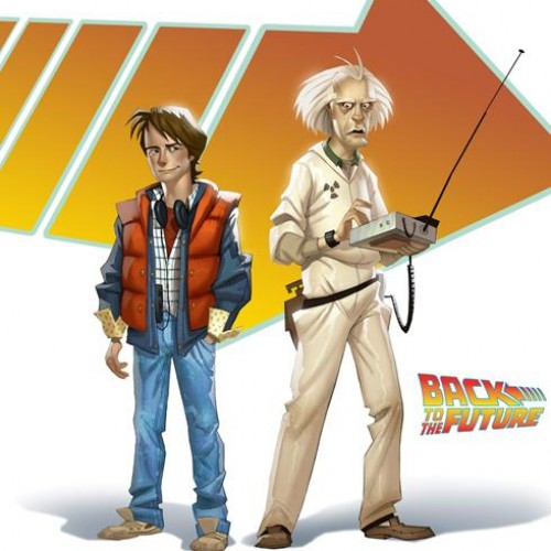 Great Scott Marty, It's a Back to the Future Game
